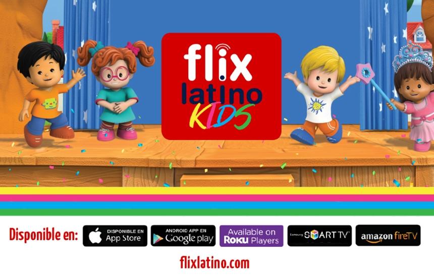 FlixLatino adds more children\