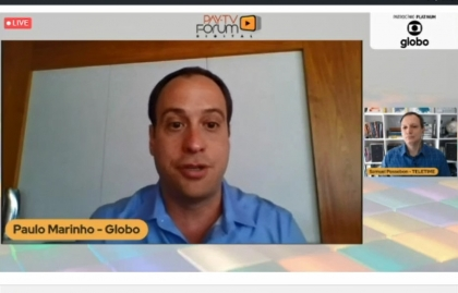 """Paulo Marinho: """"La TV lineal es clave para abastecer a las estrategias digitales"""""""