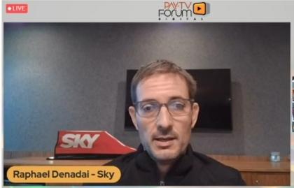 """Raphael Denadai: """"Sky Brasil enfrenta la erosión del mercado con una estrategia regionalizada"""""""