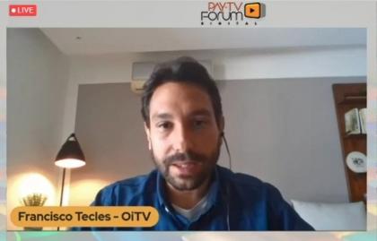"""Francisco Tecles: """"El desafío de Oi pasa por la usabilidad, la orquestación y la agregación"""""""
