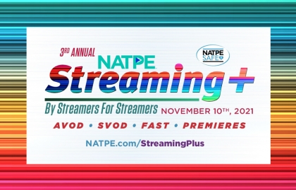 NATPE Streaming Plus event moves to November 10th