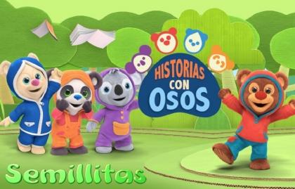 """Semillitas licenciará los derechos de """"Historias con osos"""""""