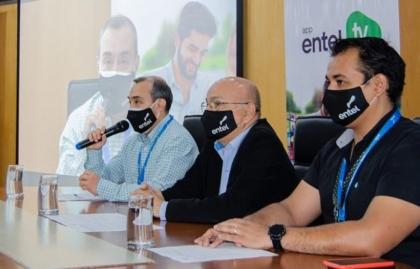 """Entel lanzó en Bolivia la aplicación """"Entel TV Smart"""" para sus usuarios móviles"""