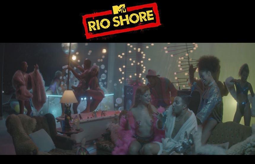 """Paramount+ y MTV Brasil lanzan la campaña previa al estreno de """"Rio Shore"""""""