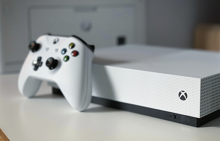 What was the best-selling videogame console in the second quarter of the year?