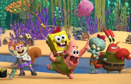 Nickelodeon expande el universo de Bob Esponja con 52 nuevos episodios