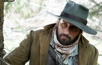 "Sky reveals first look images of its original TV series ""Django"""