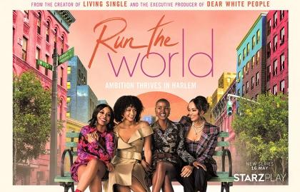 "Starzplay confirms a new season of hit comedy series ""Run the World"""