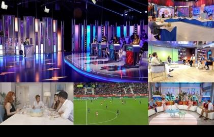 Telecinco mantuvo grandes ratings en España durante agosto