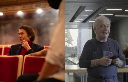 Movistar+ alista dos importantes estrenos en el Festival de San Sebastian