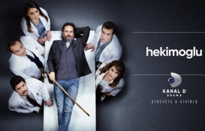 "Kanal D Drama estrena el drama médico ""Hekimoglu"" en América Latina"