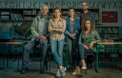 """Globoplay estrenará una nueva temporada de """"Segunda Chamada"""""""