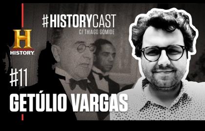 "History lanza en Brasil la segunda temporada del podcast ""History Cast"""