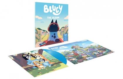 """BBC Studios lanza una banda sonora en CD y vinilo de """"Bluey"""""""