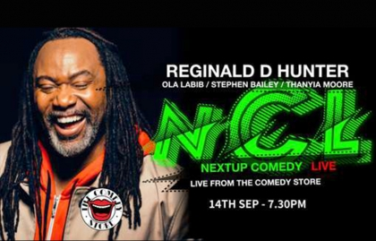 NextUp will offer stand-up live after deal with Comedy Store