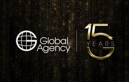 Global Agency celebra su 15º aniversario