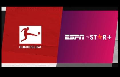 ESPN emitirá la Bundesliga en América Latina por las próximas cinco temporadas