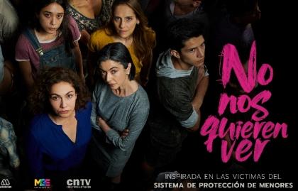 "Iberseries Platino Industria selecciona a ""No nos quieren ver"" de Megamedia Chile"