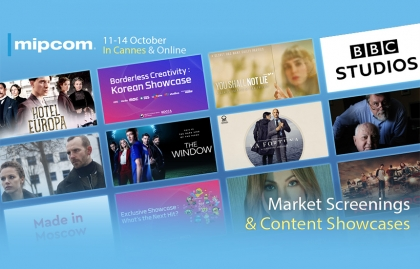 Mipcom 2021 confirms its first market screenings and content showcases