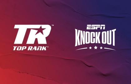Acuerdo multimedia entre ESPN Knockout y Top Rank para América Latina