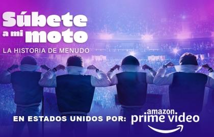 "Somos Distribution has licensed ""Súbete a Mi Moto"" to Amazon in the United States"