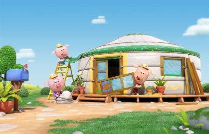Xilam Group to present two new CGI series to Cartoon Forum