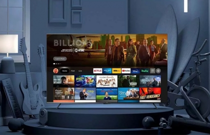 Amazon launches its first lineup of TV sets