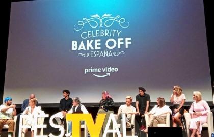 """Amazon Prime Video España lleva """"Celebrity bake off"""" de lo tradicional al streaming"""