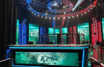 """Univision eligió los estudios de Mediapro Miami para grabar """"Combate global"""""""