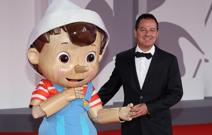 """Rainbow's """"Pinocchio and Friends"""" made its debut in Venice"""