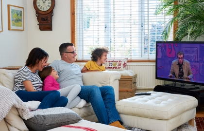 US connected tv usage growth slows despite rise in viewers per household