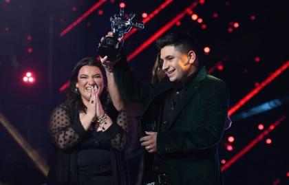 """""""La Voz Argentina"""" llegó a su final en Telefe con un share promedio de 73.09%"""