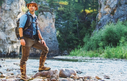 "FilmRise to stream ""Brave Wilderness"" on AVOD and SVOD platforms"