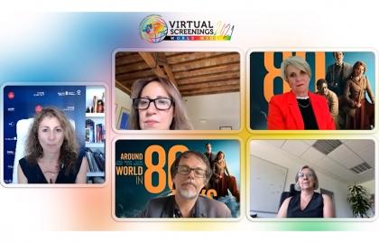 Conecta FICTION Dia 1: El Valor de las alianzas internacionales