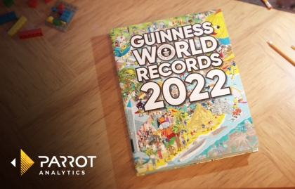 Parrot Analytics partners with Guinness World Records