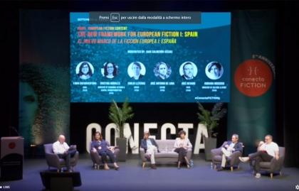 Conecta FICTION Día 2: La unión como punto de transformación del sector audiovisual