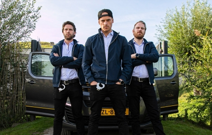 """Talpa's """"Hunting Season"""" debuted strongly on Dutch television"""