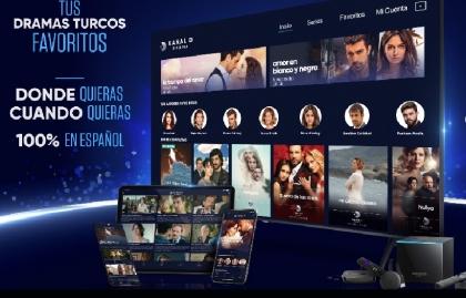 Kanal D Drama lanza su servicio de streaming para Las Americas y España