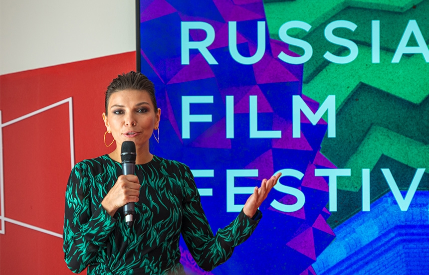 Russia will have a significant presence at the Beijing Film Festival