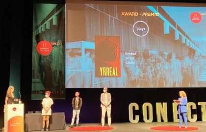 Conecta FICTION entregó 13 premios en su quinta edición