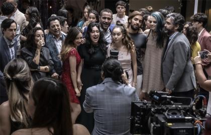 """Finalizó en México el rodaje de """"Cecilia"""", el nuevo original de Paramount+"""