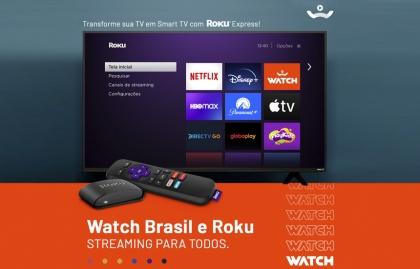 Watch Brasil ingresa al line-up de aplicaciones de Roku