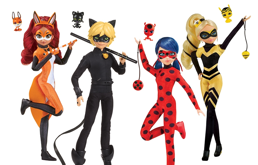 """Zag selects Monentertainment to manage """"Miraculous - Tales of Ladybug and Cat Noir"""" in Central America"""