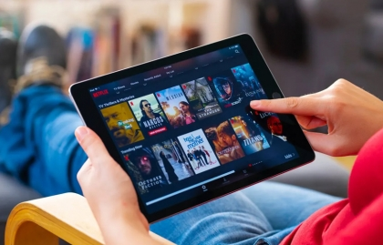 More than half of US households use a combination of the top 3 OTT services