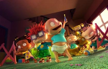 """Después de 17 Años, Vuelve """"Rugrats"""" A Paramount+"""