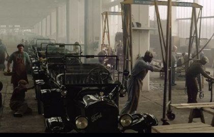 """Gigantes de la industria"" de Leonardo Dicaprio llega a History"