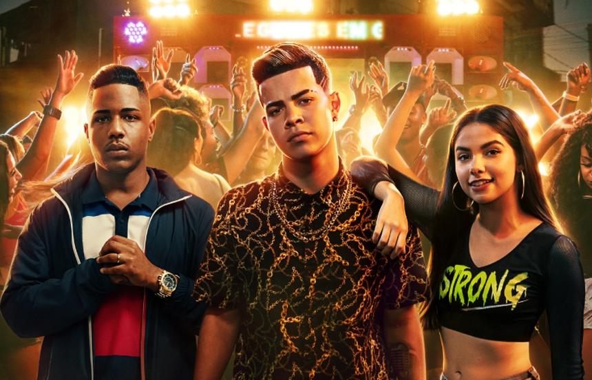 """Netflix estrenará la segunda temporada de la serie brasileña """"Sintonia"""""""