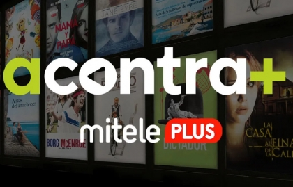 Mitele Plus lanza canal cinematográfico AContra+