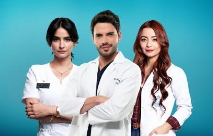 """""""Enfermeras"""" de Canal RCN llega a República Dominicana"""