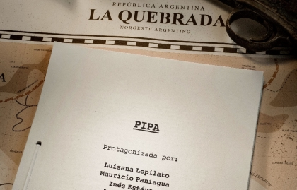 "Netflix inicia rodaje de la película ""Pipa"" en Argentina"